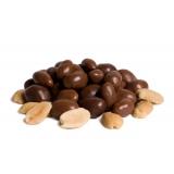 Арахис в молочном шоколаде